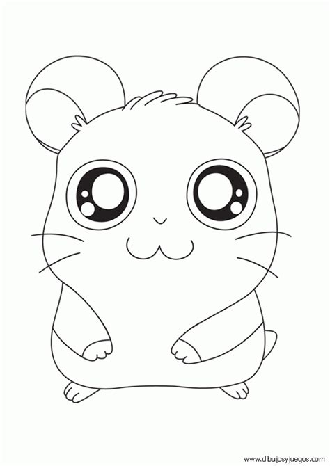 yuff s stuff a kawaii coloring book of chibis and books dibujos de hamtaro 016 dibujos y juegos para pintar y