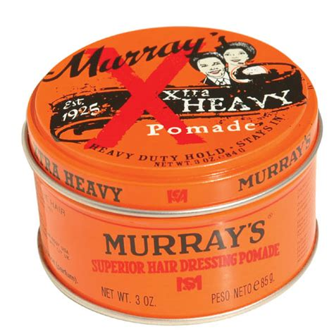 murray s x tra heavy special edition pomade classic hair