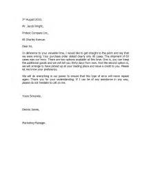Corporate Apology Letter Exles Format For Apology Letter Best Template Collection