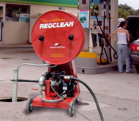 Tank Cleaning Equipment by Underground Tank Cleaning Equipment With Air Driven Enrique Freyre S A C