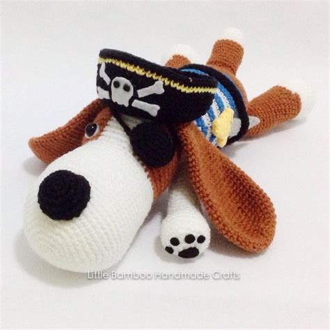 pattern for pirates blog crochet dog patterns to stitch for pup lovers