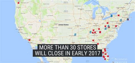 store locations sears and kmart locations closing across the country dwym