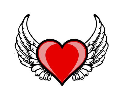 imagenes de corazones goticos con alas im 225 genes de corazones con alas im 225 genes