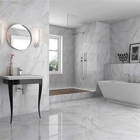 marble effect porcelain floor tiles tile design ideas