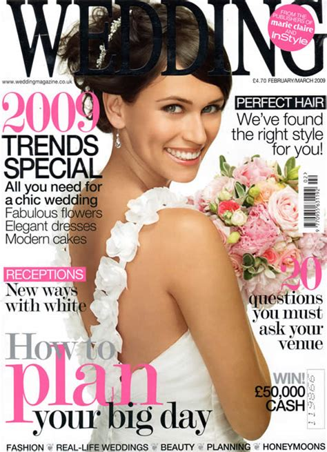 Top Wedding Magazines by Noot S Collette Dinnigan Corded Lace Or