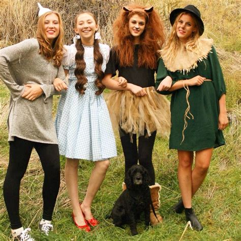 cute costume idea  teen girls halloween costumes