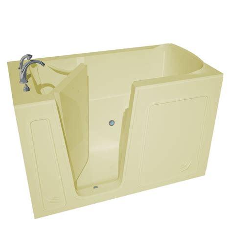 heated bathtub universal tubs nova heated 5 ft walk in non whirlpool