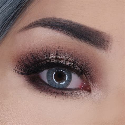 contact lenses color desio two shades of grey color contact lenses the beautynerd