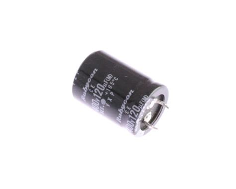 rubycon photoflash capacitor 330v 120uf 400vxp120m rubycon capacitor 120uf 400v aluminum electrolytic snap in high temp 2020031861