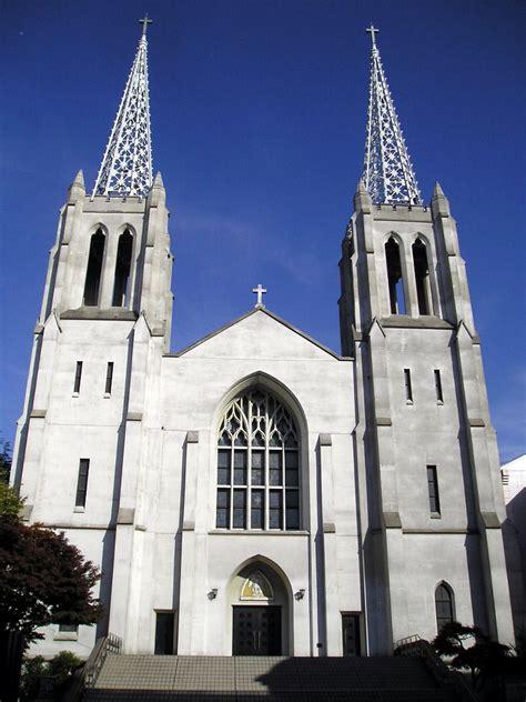 nearest catholic church