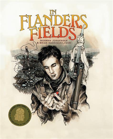 in flanders fields picture book in flanders fields penguin books australia