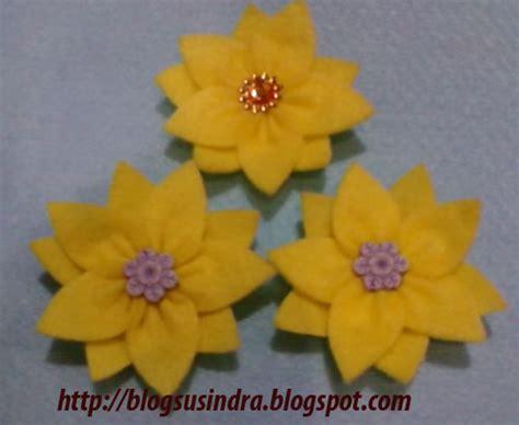 tutorial membuat bros bunga flanel tutorial membuat bros adenium tumpuk dari kain flanel