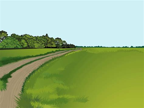 country clipart countryside road clip cliparts