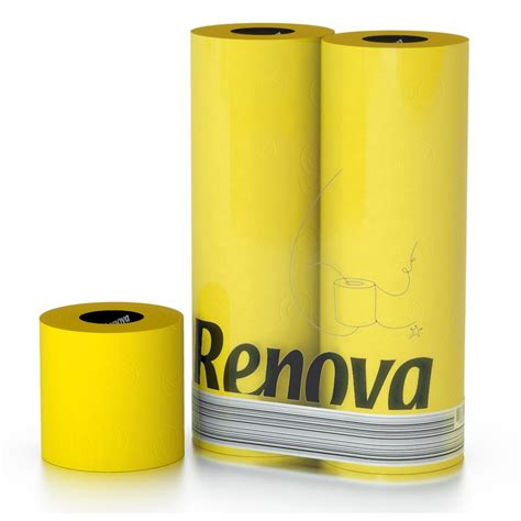 renova toilet renova toilet tissue yellow toilet paper buy from red