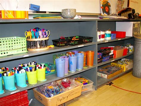 room supplies organized chaos basic classroom management