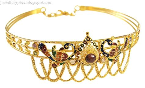 Gold Bajuband 2013 gold armlet designs jewellery designs