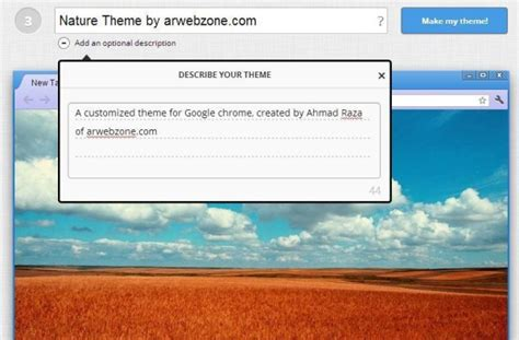 themes new tab how to customize google chrome themes and new tab page