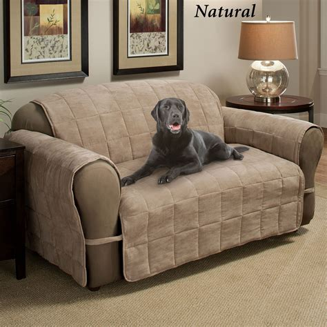 protective sofa covers for pets pet furniture protectors with straps