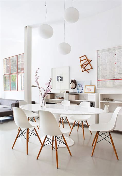 white dining rooms white dining room