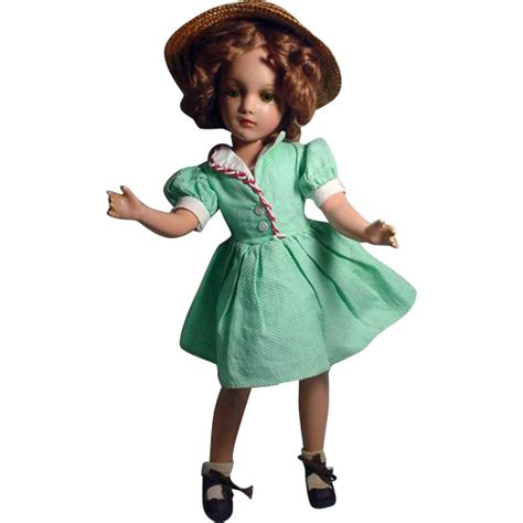r b composition doll r b nancy 17 quot composition doll 1940 s from