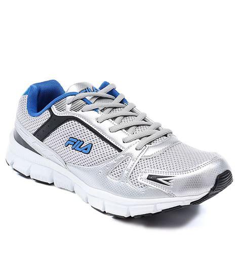 fila alessa silver sports shoes price in india buy fila
