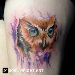 water color owl watercolor owl car interior design