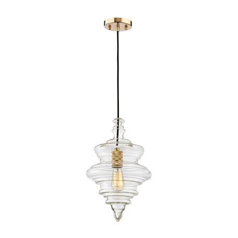 elk lighting 14451 1 pendants gold tones feelix collection