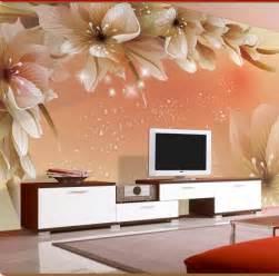 Wall Size Murals Custom Photo Mural Of 5 Star Hotel Luxury Villas Tv Papel