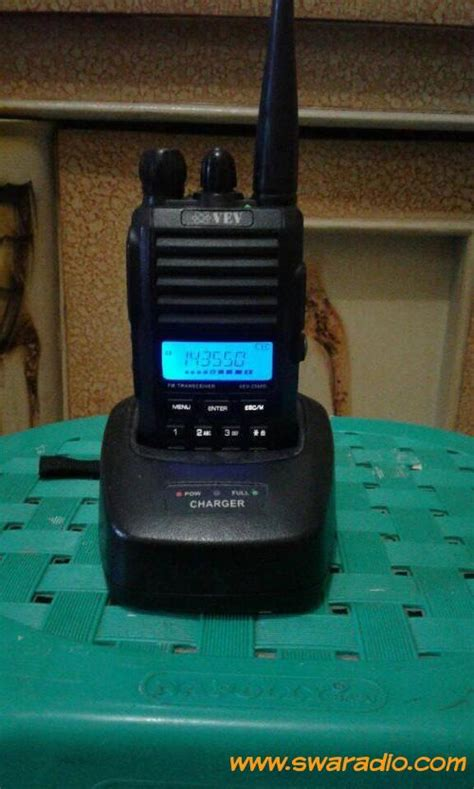 Ht Vev 3388 D Singleband dijual ht werwei vev 3388d dan ht clarigo 328 lengkap