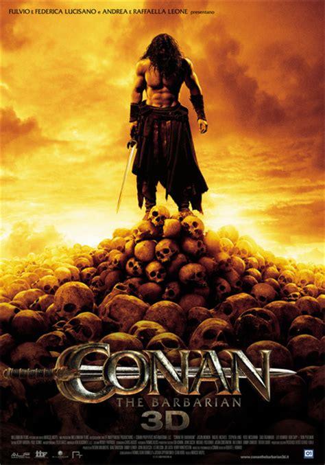 film fantasy azione locandine film azione locandine film azione conan the