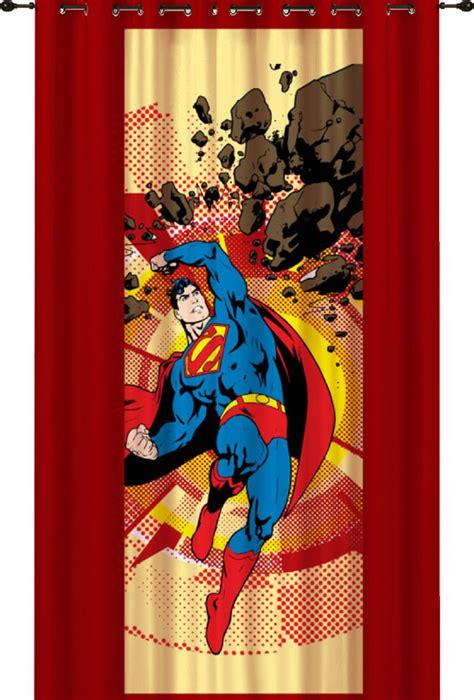 superman curtains superman curtains furniture ideas deltaangelgroup