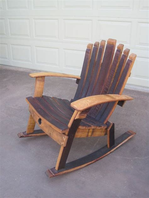 wine barrel rocking chair australia rocking chair wine barrel chair rocking chairs