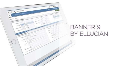 welcome to banner 9 by ellucian youtube
