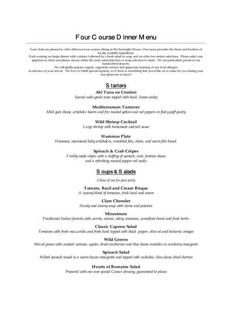 3 course menu template menu card template 3 free templates in pdf word excel