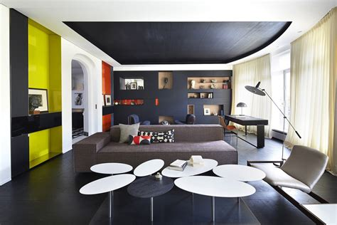 pareti arredamento moderno soggiorno moderno 100 idee per il salotto perfetto