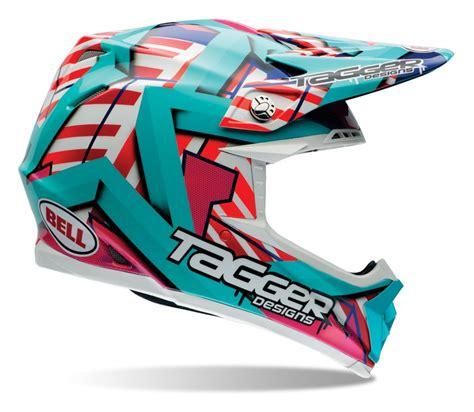 youth bell motocross helmets bell moto 9 tagger trouble helmet revzilla
