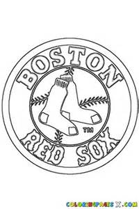 sox coloring pages sox logo coloring pages copics logos