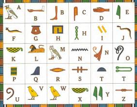 search results for egyptian hieroglyphics alphabet