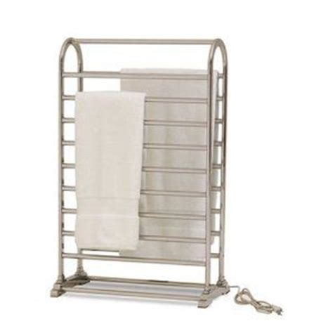Kitchen Towel Drying Rack by Warmrails Deluxe Vauxhall Freestanding Towel Warmer