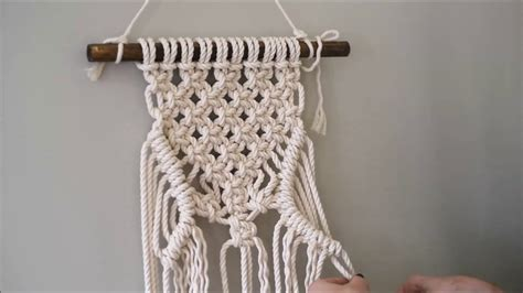 Basic Macrame Knots - macrame knots