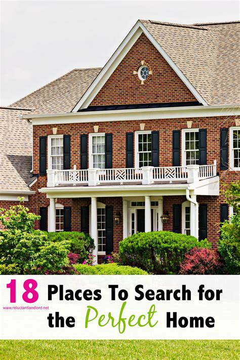 find your perfect home 18 places to search for the perfect home the reluctant