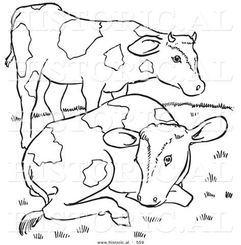 dairy cow coloring page free coloring pages of dairy farm