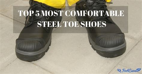comfortable steel toed shoes work shoes archives take care of your feet