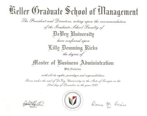 Keller Mba by Diploma S My Professional Portfolio