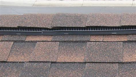 good ridge vent attic snow can occur when conditions are right with ridge