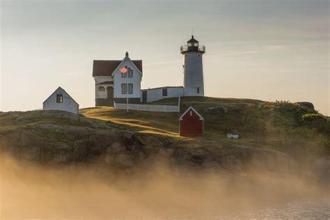 Cape Neddick Light by Nubble Lighthouse Cape Neddick Light Station Town Of York Maine Part 5 The Illuminating Lens