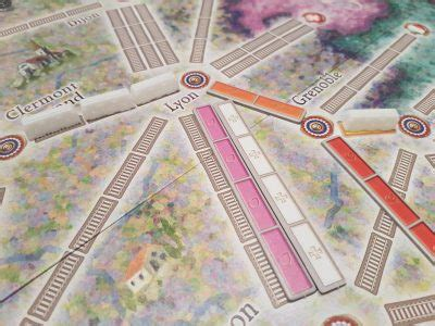 ticket to ride france review maps of wonders just push