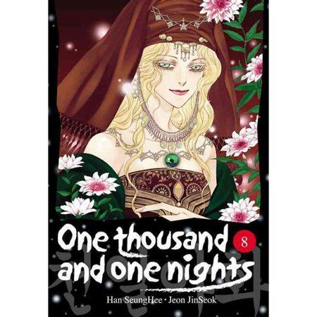 One Thousand And One Nights one thousand and one nights vol 8 walmart