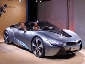 Upcoming Bmw Electric Cars Bmw I8 And I3 Electric Car Concepts Business Insider