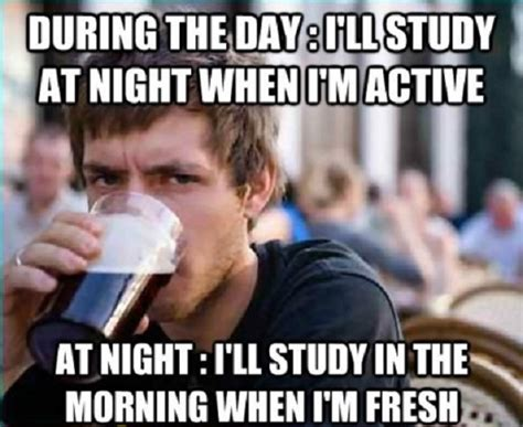 Funny Study Memes - quotes by dan block like success